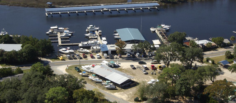 Riverhaven Marina And Motel